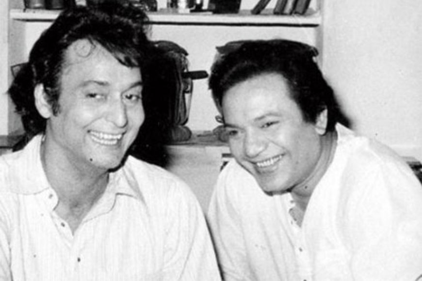 Uttam Kumar-Soumitra: The War that never was