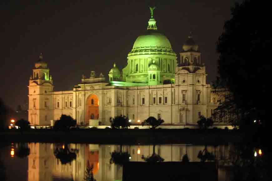 All new Son-et-Lumiere at Victoria Memorial