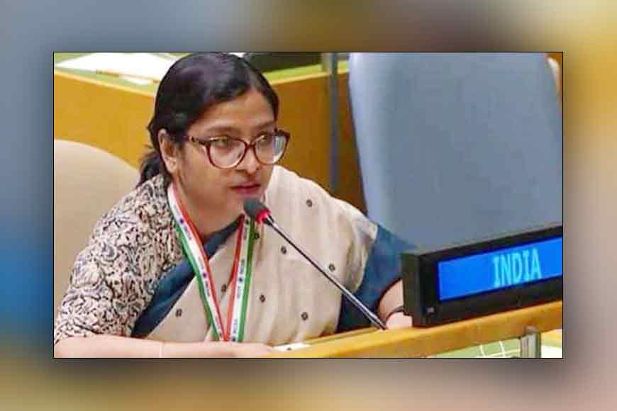 Bengali IFS officer Vidisha Maitra gives befitting reply to Pak PM