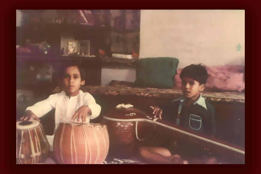 Singer Mohan Singh's son --- Bikram, the dreamer