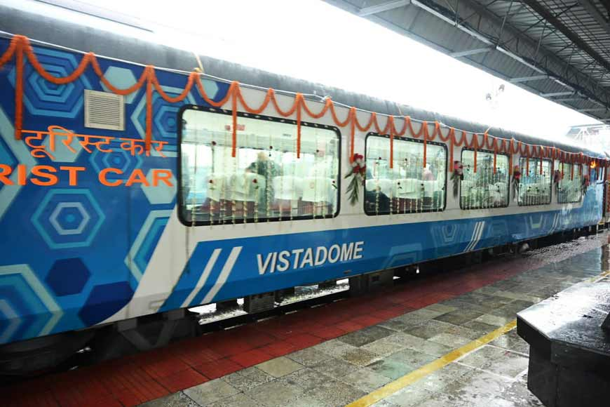 Euro-style Vistadome trains usher in a big boost to North Bengal tourism