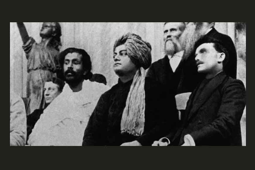 Today is the day when Swami Vivekananda gave his historic speech at Chicago