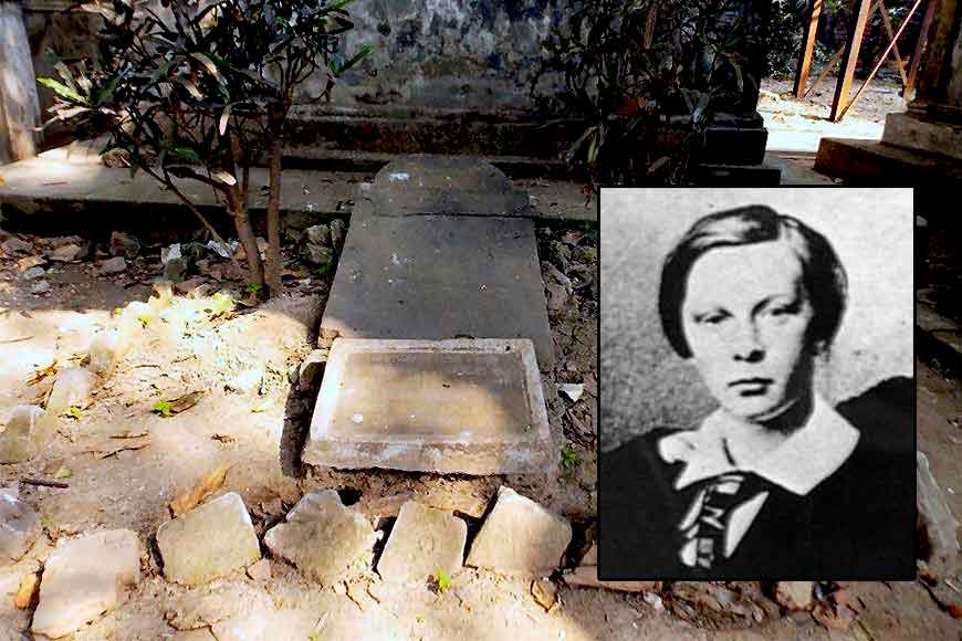 looking back Charles Dickens' son still lies in an obscure grave in Kolkata!