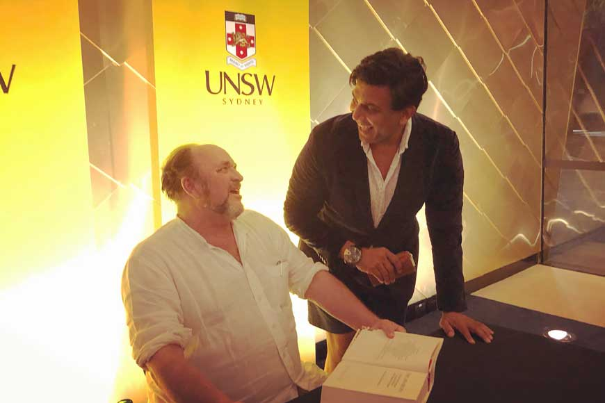 When Bengal's history reaches the shores of Australia through William Dalrymple