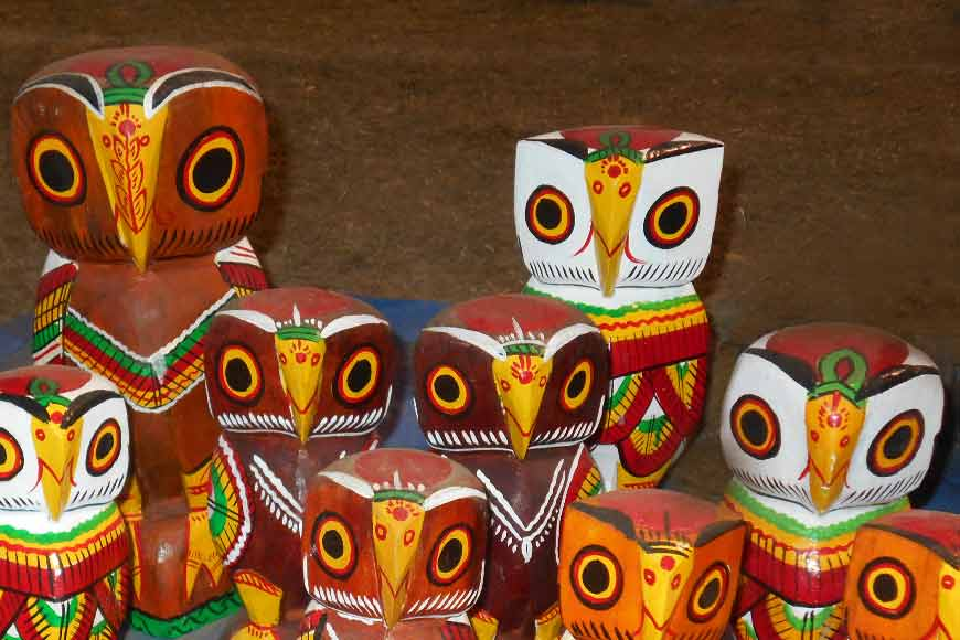 Wooden owls and dolls of Burdwan's Natungram – Bengal's craftsmen at their best