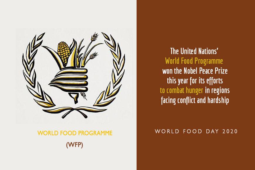 On World Food Day, a look at World's Food Programme that got Nobel Peace Prize 2020