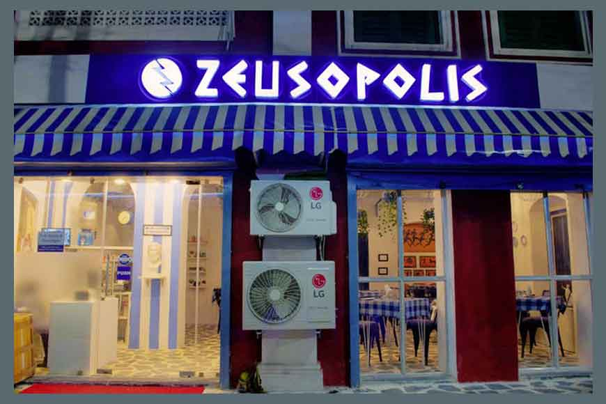 Fresh from Athens! First Greek Restaurant in Kolkata