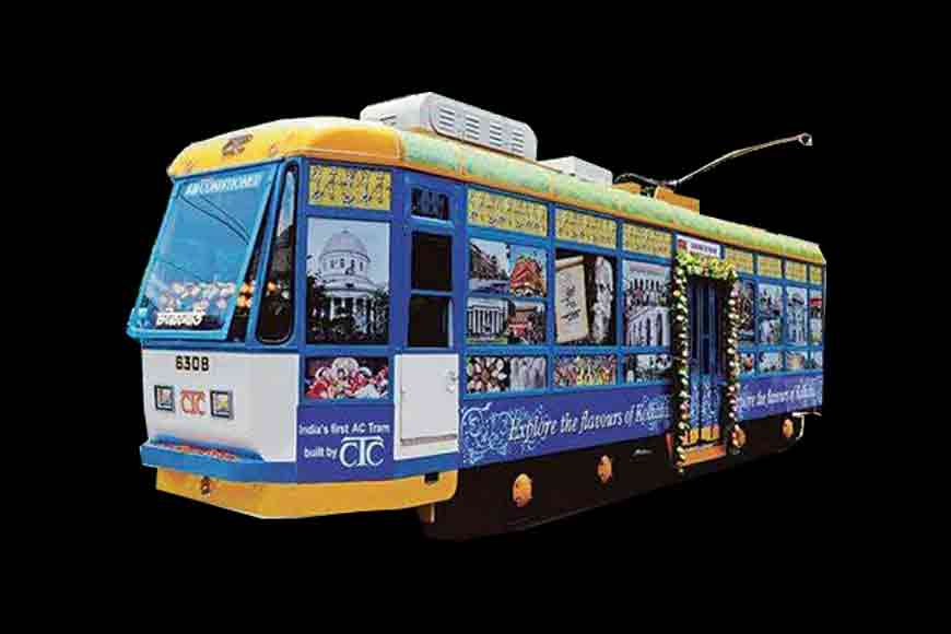 Kolkata Trams set to make a comeback with new AC carriages!
