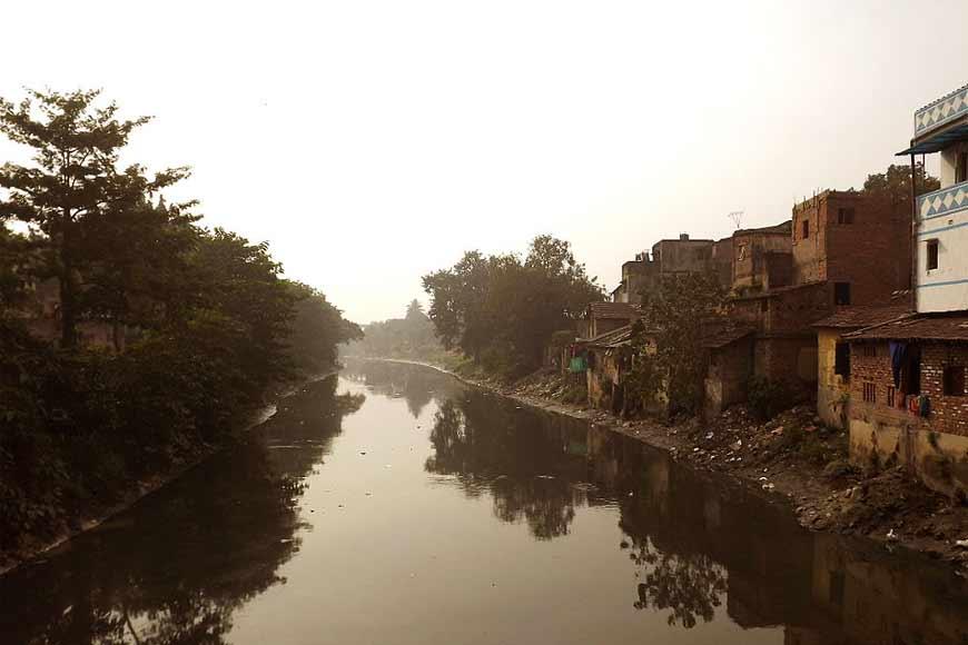 Story of the vanishing rivers – Saraswati and Adi Ganga of Bengal