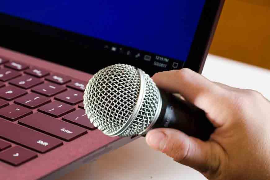 JU student develops Bengali voice typing app