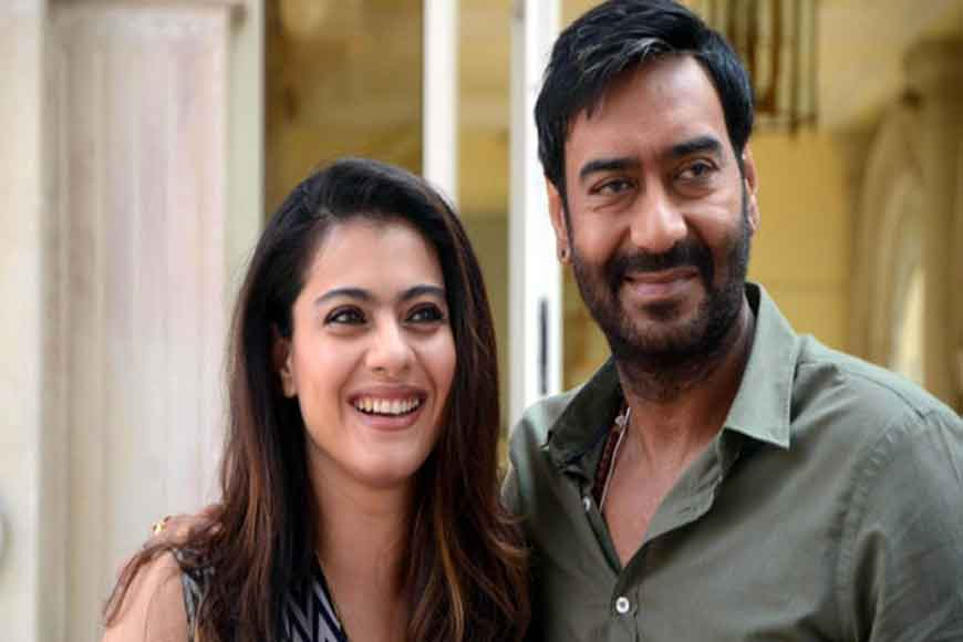 Ajay Dvgan and Kajol returns to silver screen