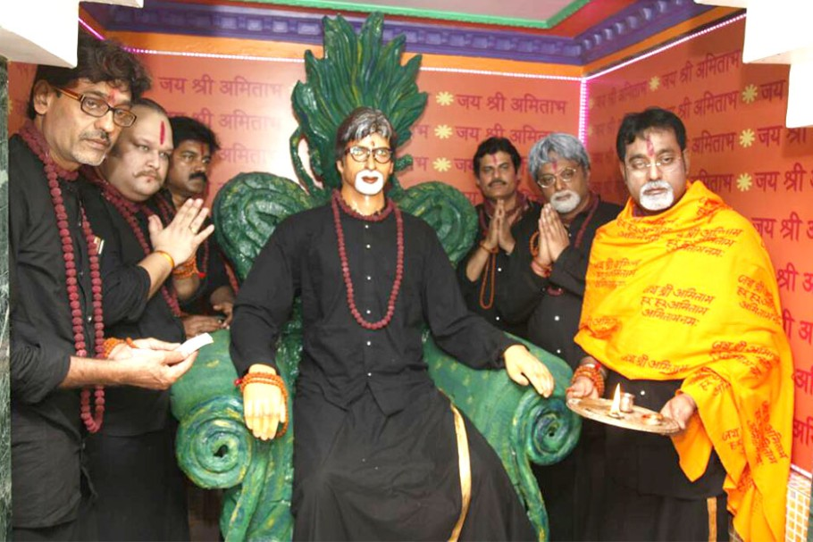 On his 75th birthday, Amitabh to be worshipped