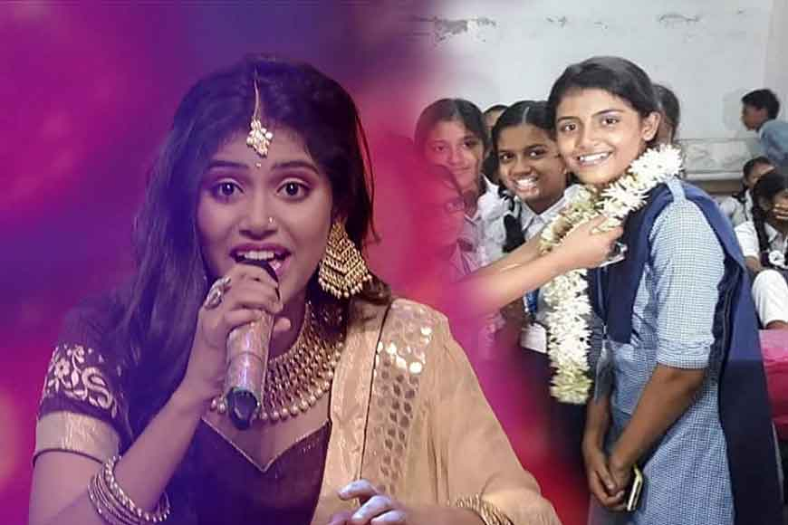 Meet Ankita of Gobordanga who won Saregamapa 2019 crown