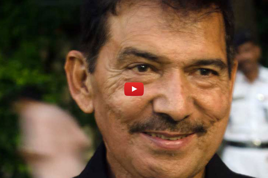 Cancer survivor and cricket icon Arun Lal gives a shocking account on pappad making!