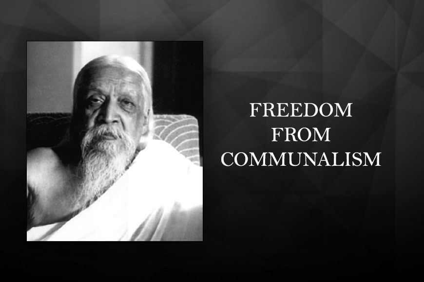 Did Aurobindo Ghosh wish for an Akhand Bharat?