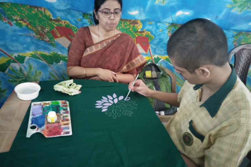 Autistic Shounak's art creations remind us of Taare Zameen Paar