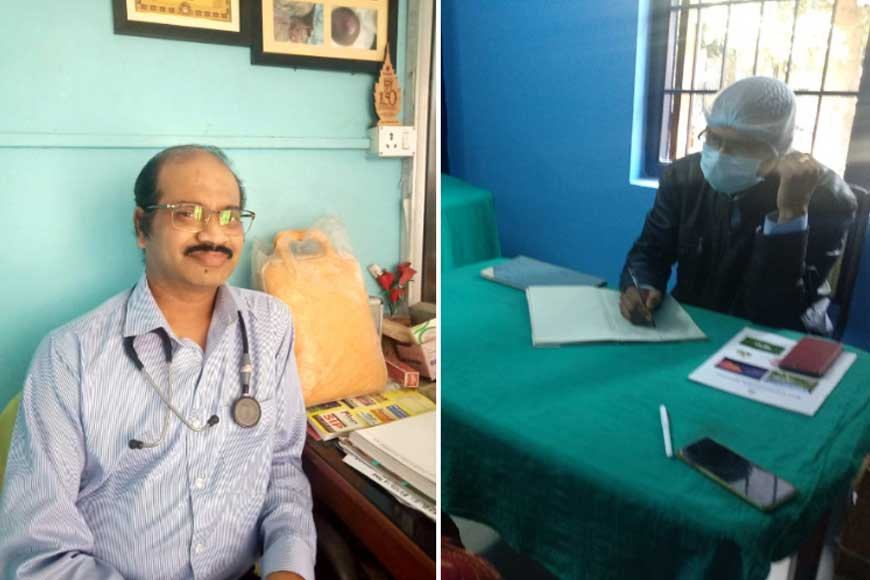 Siliguri physician uses Ayurveda to treat Covid-19, to great effect