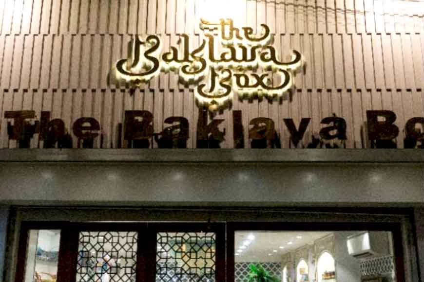 The Baklava Box ---- A Slice of Turkey in Kolkata
