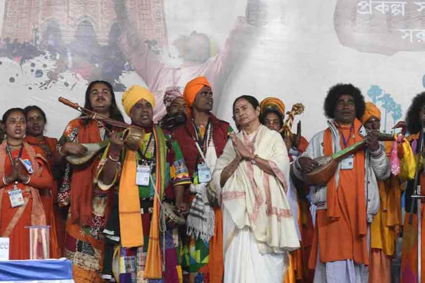 Baul and Folk Festival inaugurated in Birbhum