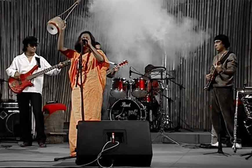 Let's look out for a true baul on World Music Day
