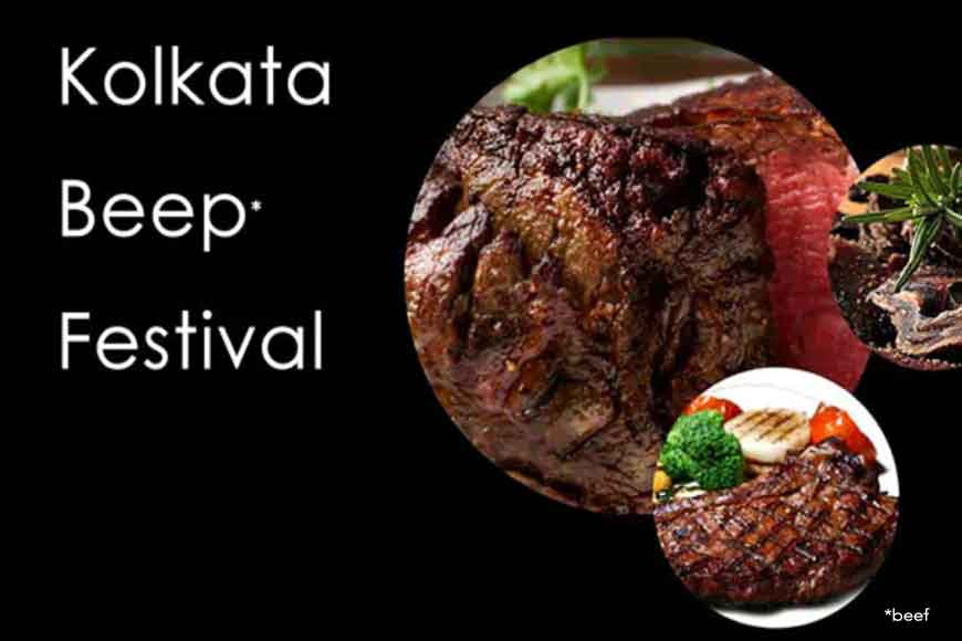 From Beef to Beep, yet food fest cancelled in Kolkata