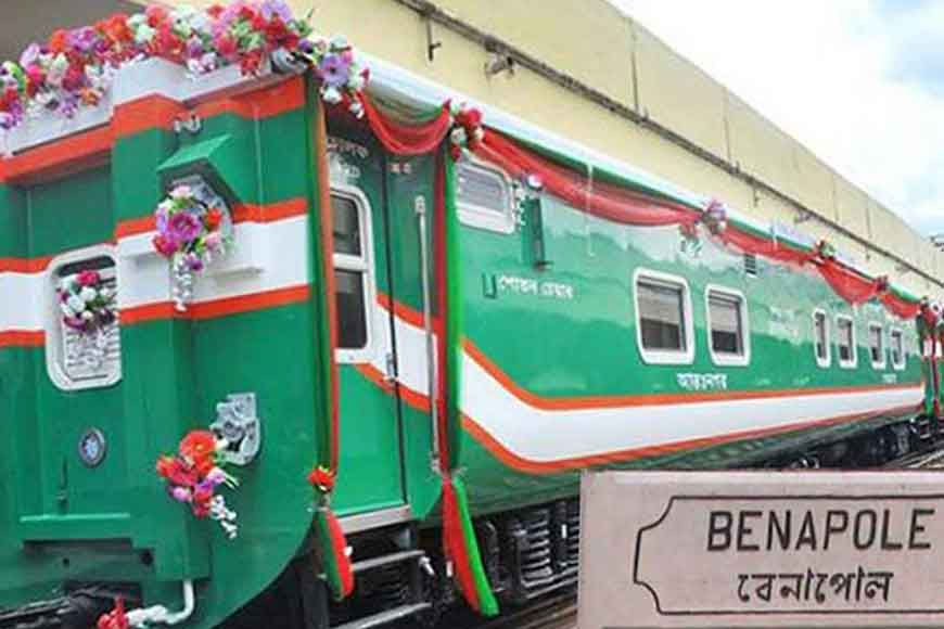 Train to Bangladesh! Launch of Benapole Express
