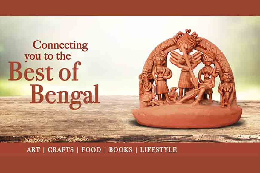 Touch, feel and buy the Best of Bengal at MAYA Art Space