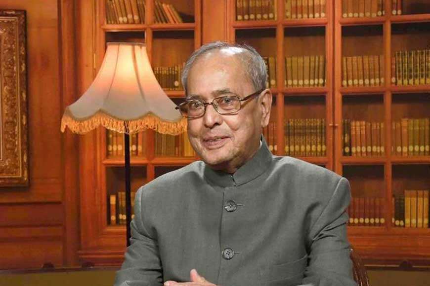 Former Indian President Pranab Mukherjee to get Bharat Ratna today