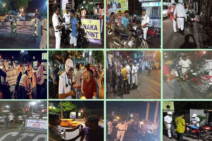 Block raids by Kolkata Police to rein in Bike Gangs