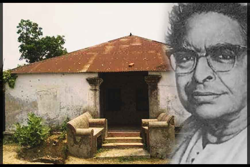 Author Bonophul's ancestral home in Bihar is in a bad shape!
