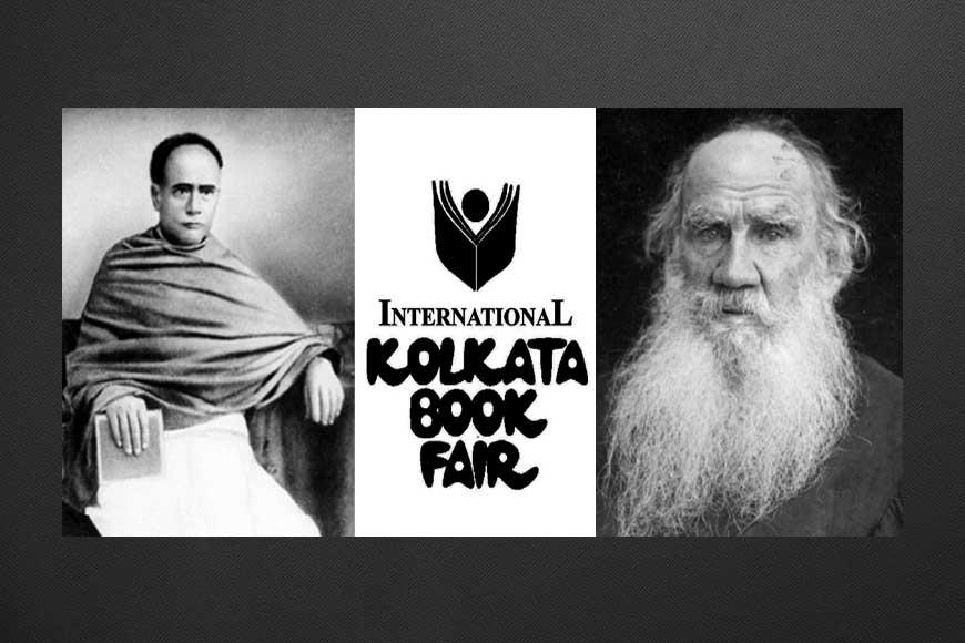 Vidyasagar and Tolstoy join hands at 44th Kolkata Book Fair
