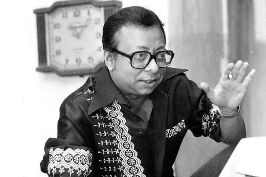 RD Burman experimented with utensils and objects to make music