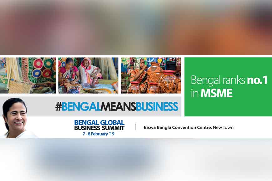 Fifth edition of Bengal Global Business Summit starts today