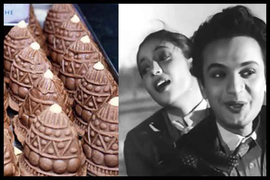 Saptapadi or Basanta Bilap? Movie themed Cadbury Mishti
