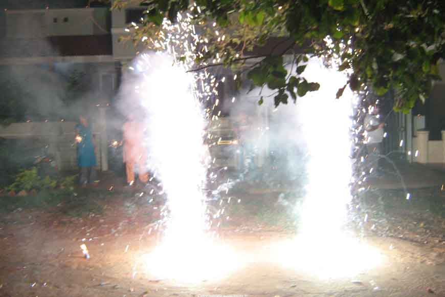 Harmless firecrackers can be more harmful