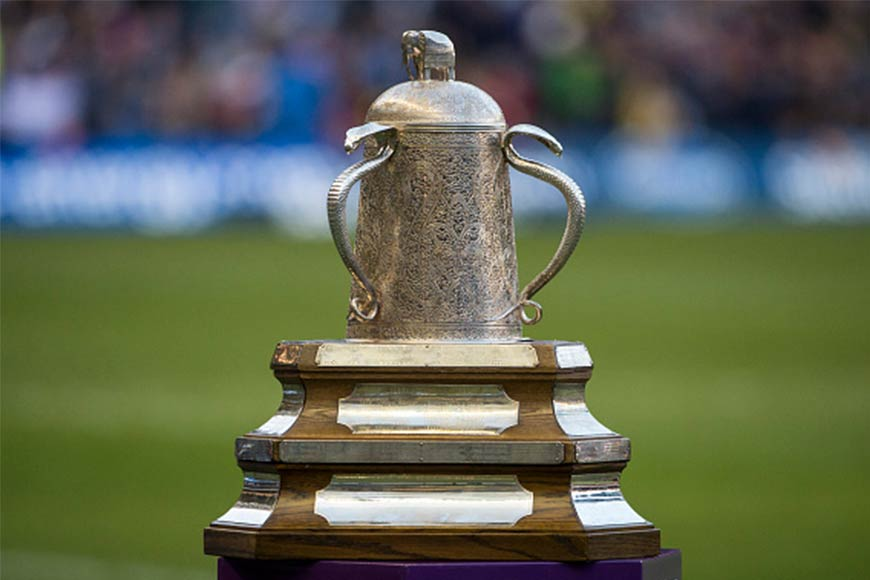 How a rugby trophy was named after the City of Joy