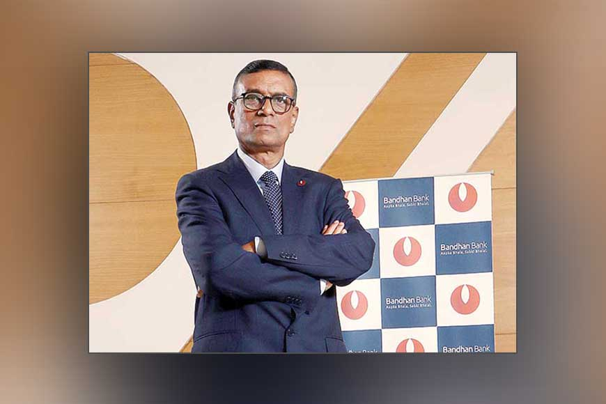 CONGRATS! Bandhan Bank's Chandra Shekhar Ghosh gets 'Banker of the Year' Award