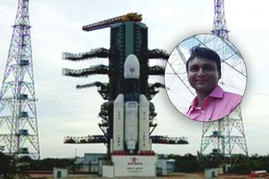 Chandrayan II launched! Science College scientist Chandrakanto will now control its antennae
