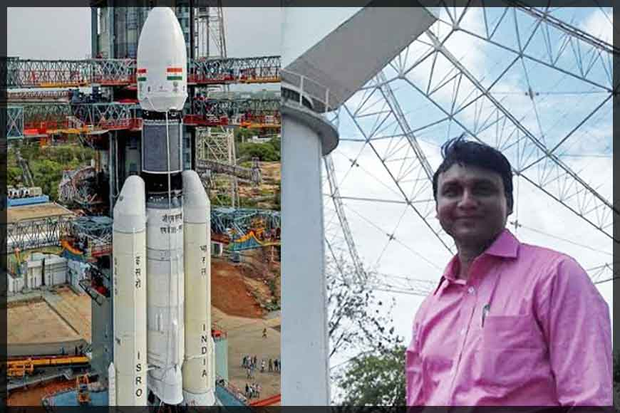 looking back Rajabazar Science College scientist part of Chandrayaan II