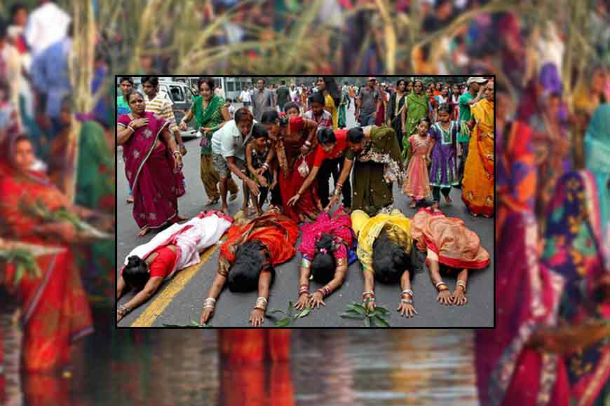 To save Rabindra Sarobar from Chhath revellers, KMC creates artificial pond