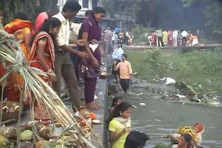 No Chhath at Rabindra Sarovar to stop pollution