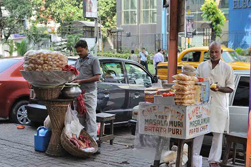 Student Aveek Basu on street foods