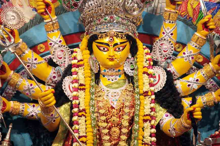 What Durga Puja means to student Rayirth Roy