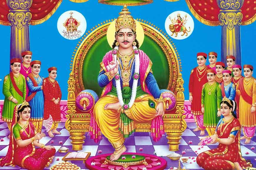Why Bengal's Kayasthyas worship Chitragupta on Bhai Phonta?