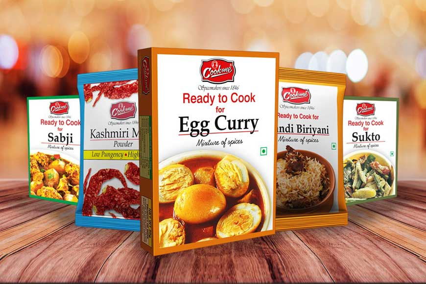Cookme --- Bengal's 150-year-old spice brand that still goes strong on purity quotient