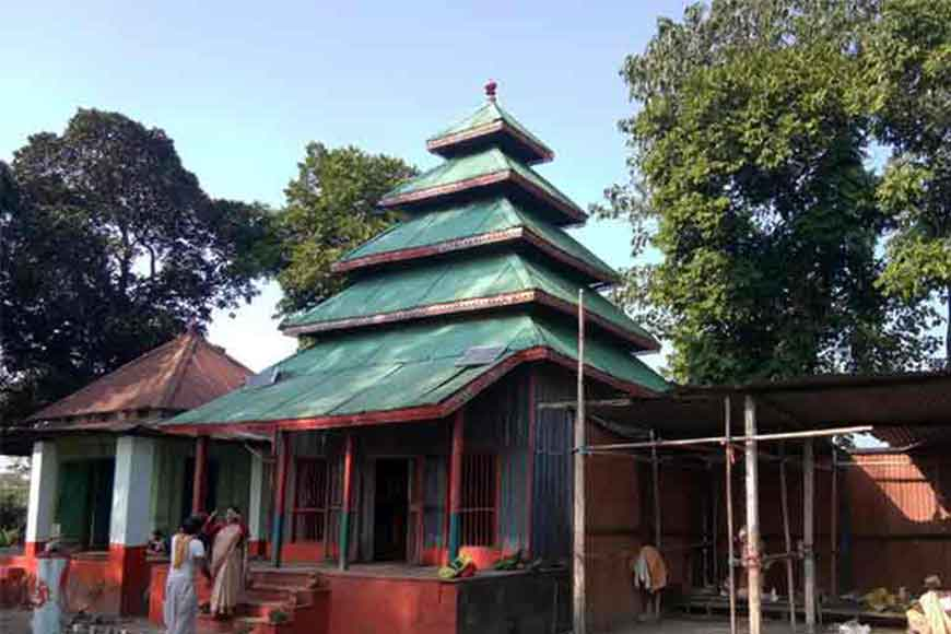 Bankim Chandra's Devi Chaudhurani still alive in a Jalpaiguri Temple
