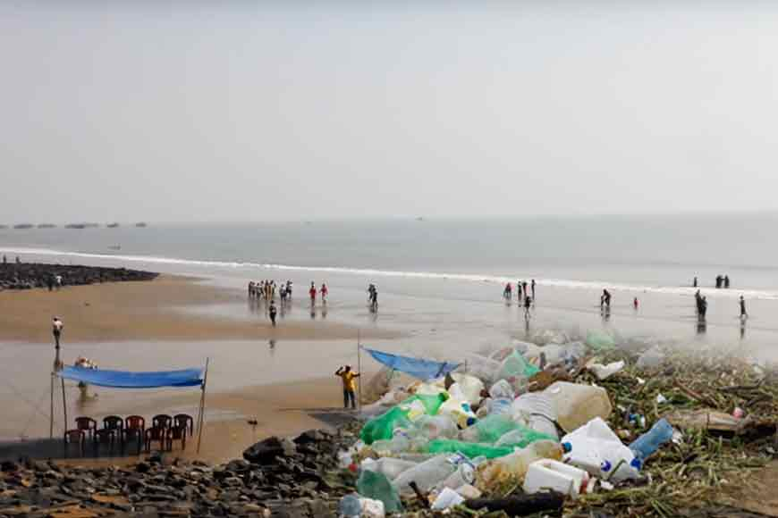 Beware! Tourists at Digha will be spot fined for using plastic