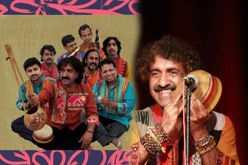 Band Dohar in a rare folk music adda at MAYA ART SPACE