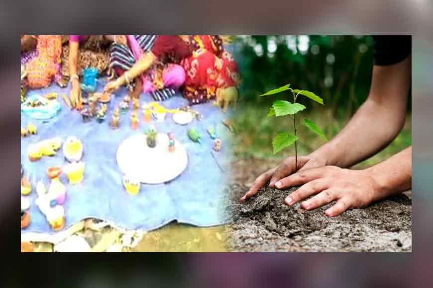 Rural Bengal Innovation! Purulia Doll Makers spread plant seeds through clay dolls