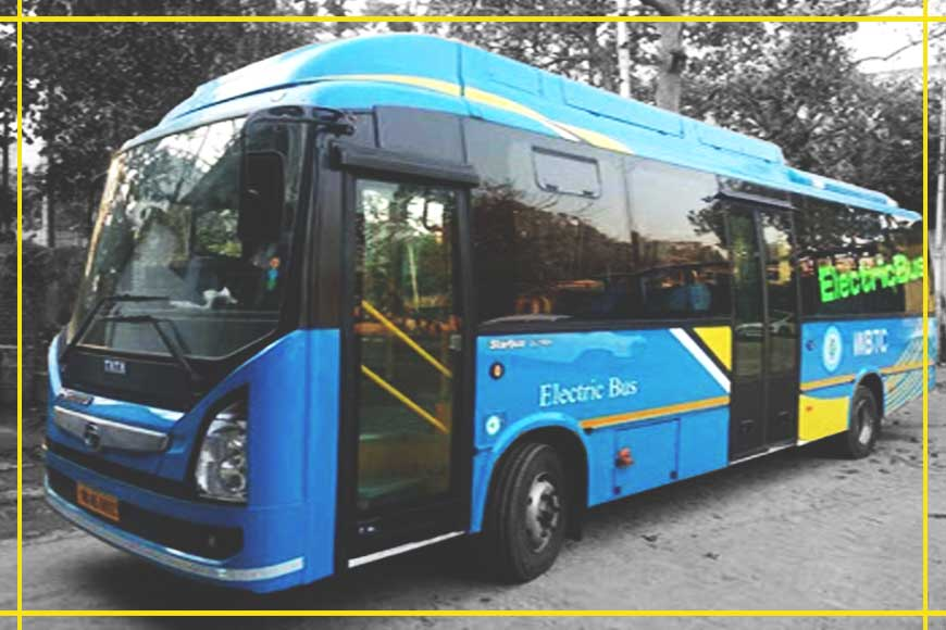 Kolkata's E-buses get international recognition from International Energy Agency, Paris